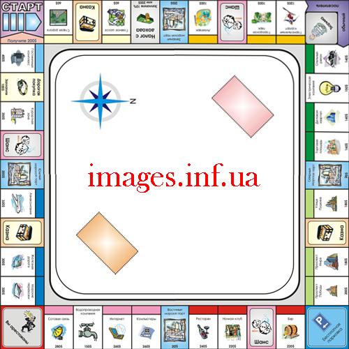 Как сделать монополию своими руками в домашних условиях